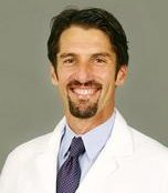 picture of Dr. Garrett Tallman orthopedic surgeon encinitas